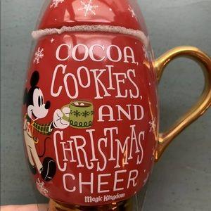 Disney Mickey's Very Merry Christmas Party Mug